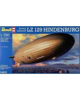 Modèle à Coller Hindenburg