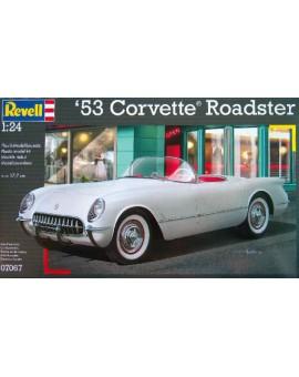 Modèle à coller 1953 Corvette Roadster