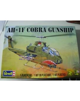 Modèle à Coller AH-1F Cobra Gunship