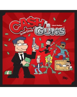Cash'n Guns Seconde Édition