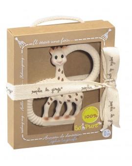 Sophie la girafe - Anneau de dentition doux