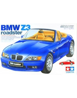 Modèle à coller BMW Z3 Roadster
