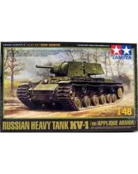 Modèle à coller KV-1B Tamiya