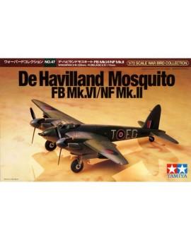 Modèle à Coller de Havilland Mosquito Mk2/6