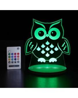 Lampe hibou - Tulio