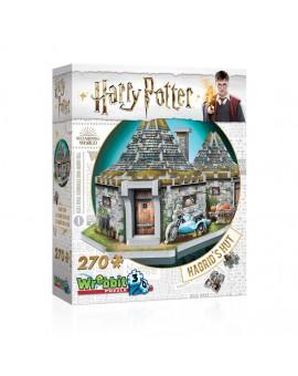 C.T 3D La hutte d'Hagrid (N20)
