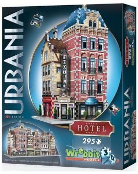 C.T 3D Urbania Hotel