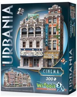 C.T 3D Urbania Cinema