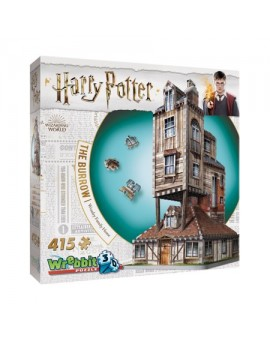 C.T 3D : Maison des Weasley