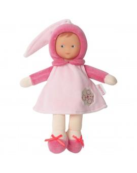 Corolle Doudou miss Rose Fleur de coton