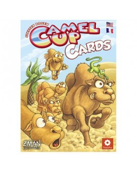 Camel Up - Le jeu de cartes